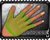 [c] FNET Gloves Green