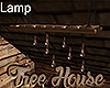[M] Tree House Lamp