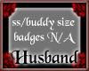 Rose Husband Border