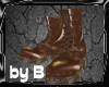 Brown Dr Martens Boots