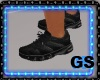 """GS"" DESING BLACK KICKS"