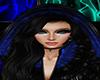 G:-Cleo Hoodie Blue