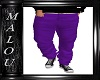 Victorious purple