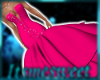 Glams Gown - Hot Pink