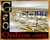 Geo Divine Wedding Arch