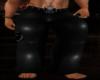 Iron Cross PVC Pants