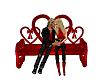 Valentines Bench