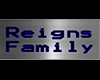 Reigns Family Armband