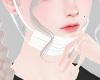Mask Covid19 White