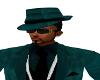 GREEN MAFIA HAT
