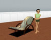 [AR]Couple Chair