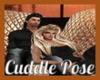 Couple Cuddle Pose