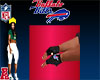 Bills Men Rider Gloves