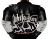 White Lion Leather Jckt