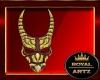 Gold Dragon Mask