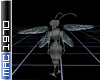 Animated Wasp Wings
