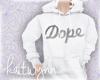 dope hoodie   f