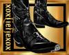 [L] Zipper Boots M