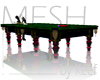 Snooker Table R MESH