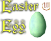Easter Egg - SpeckleBlue