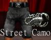 Street Camo w Scorpion