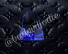 +$ bandgirl blue purse