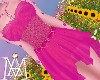 *2021 FAIRY Pink dress*
