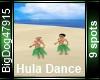 [BD] Hula Dance