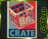 Milk Crate with Poses!