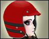 +Helmet+ Red