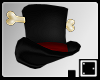 ♠ Bone Top Hat