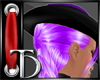TD-Hat Hair Base2|Orchid