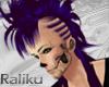Enchanted Blue Mohawk