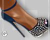 Gl Cobalt Blue Heel