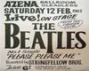 Beatles cavern poster