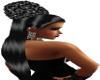 (AL)Kasha Black Jewelled