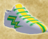shoes#white.green.Yellow