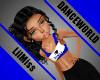 LilMiss B Dance Top