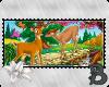 ~B~ Bambi Stamp