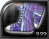 m.. HighTop Stps Violet