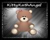 Scaled Teddy Bear