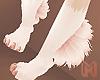 EGGNOG Leg Tuft Fluff