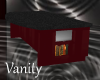 Red Kitchen Cabinet 3