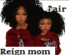Kids Reign Mom Fro curls