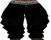 Black Pants Med M1