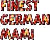 Finest German Mami 1
