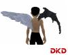 DKD angelic demon wings