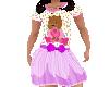 flat Teddy Bear dress