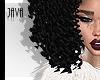 -J- Tight Curls black
