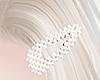 💕 Pearl hairpins